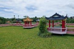 Taman Rekreasi Tasik Melati, Perlis, Malaysia Royalty Free Stock Images