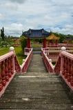 Taman Rekreasi Tasik Melati, Perlis, Malaysia Royalty Free Stock Photo