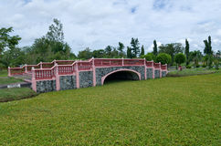 Taman Rekreasi Tasik Melati, Perlis, Malaysia Royalty Free Stock Image