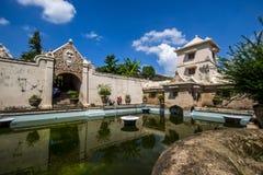 Taman Sari, Jogjakarta, Indonesië Stock Afbeelding