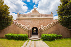 Taman Sari. Water Castle is a site of a former royal garden of the Sultanate of Yogyakarta royalty free stock images