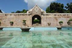 Taman Sari water palace at Yogyakarta Stock Image