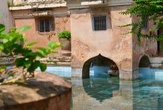 Taman Sari Water Palace in Yogyakarta, Indonesien stockfotografie