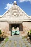 Taman Sari water palace of Yogyakarta on Java island Royalty Free Stock Photos