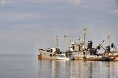 Taman ships Stock Photos