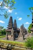 taman tempel för ayunpura Arkivbilder
