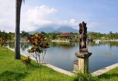 Taman Ujung water palace on Bali Stock Images