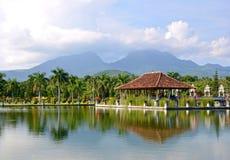 Taman Ujung water palace on Bali Royalty Free Stock Image