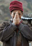 Tamang Man 1 Royalty Free Stock Photos
