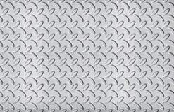 Tamanho largo da textura de aço inoxidável da protuberância Fotografia de Stock Royalty Free