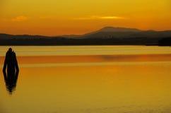 Tamar-Fluss Lizenzfreies Stockfoto