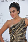 Tamara Ecclestone royalty free stock photography