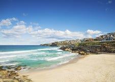 Tamarama beach beach in sydney australia Royalty Free Stock Photography