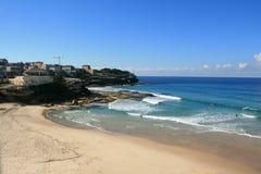tamarama na plaży Obraz Royalty Free
