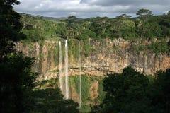 Tamaren Wasserfälle Lizenzfreie Stockbilder