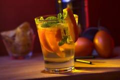 Tamarillo Cocktail Royalty Free Stock Photo