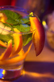 Tamarillo Cocktail Stock Photography