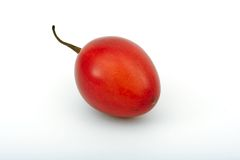 Tamarillo ( colombian fruit ) Royalty Free Stock Photos