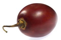 Tamarillo de la fruta tropical fotografía de archivo libre de regalías