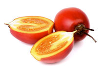 Tamarillo Fruits Royalty Free Stock Photos
