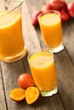 Tamarillo Juice Stock Images