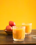 Tamarillo Juice Royalty Free Stock Photography