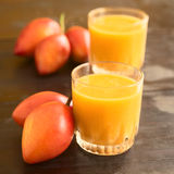Tamarillo Juice Royalty Free Stock Image