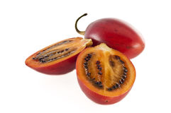 Tamarillo (tomato tree) Royalty Free Stock Photo