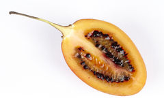 Tamarillo (tree tomato) Royalty Free Stock Photos