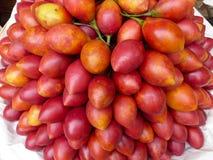 Tamarillo vermelho Imagem de Stock Royalty Free