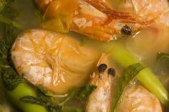tamarind σούπας Στοκ Φωτογραφία
