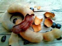 Tamarind doce Imagem de Stock