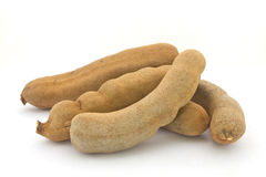 Tamarind Fruits Stock Photo