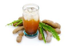 Tamarind juice royalty free stock photos