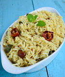 Tamarind Rice Royalty Free Stock Photo