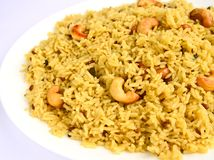 Tamarind Rice Royalty Free Stock Photos