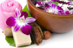 Tamarind Soap mix honey Stock Image