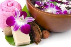Tamarind Soap mix honey Stock Image