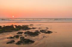Tamarindo plaża zdjęcia stock