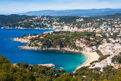 Tamariu - Costa Brava Royalty Free Stock Image