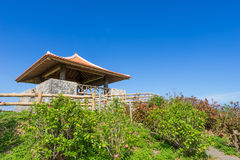 Tamarotizaki Viewpoint in Ishigaki Island, Okinawa Japan Stock Photo