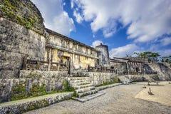 Tamaudun mausoleum Royaltyfri Foto