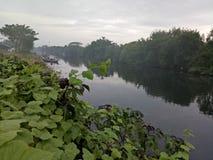 Tambakwedi river Stock Photo
