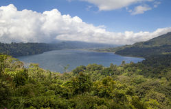 Tamblingan Lake Bali Royalty Free Stock Photos
