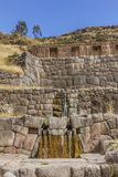 Tambomachay губит Cuzco Перу Стоковые Фотографии RF