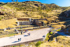 Free Tambomachay -archaeological Site In Peru, Near Cuzco. Royalty Free Stock Photo - 36287395