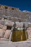 Tambomachay oder Bad des Inka lizenzfreies stockfoto