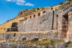 Free Tambomachay Ruins Peruvian Andes Cuzco Peru Royalty Free Stock Photo - 41053115