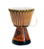 Tambor africano Imagenes de archivo