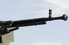 Tambor da metralhadora Imagem de Stock Royalty Free